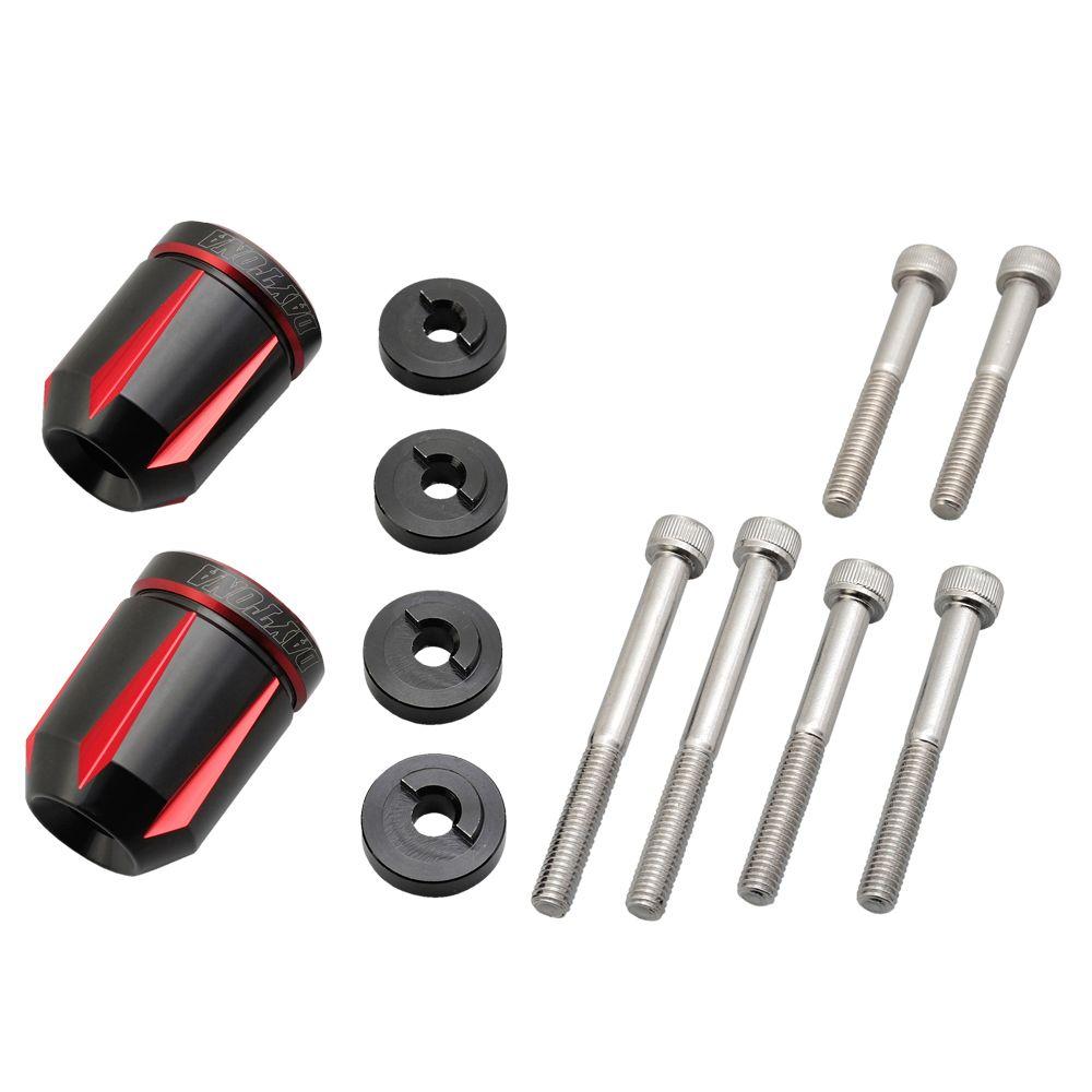 PREMIUM ZONE Bar End Plug for Scratch Type HONDA Vehicle Standard Handlebar