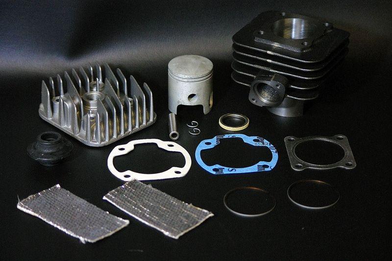 【World Walk】標準型汽缸維修套件:含汽缸頭 - 「Webike-摩托百貨」