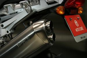 【MOTO CORSE】Evoluzione 鈦合金排氣管尾段 (Heptagon Type 單消音器) - 「Webike-摩托百貨」