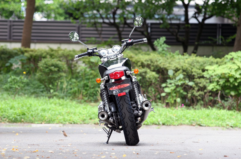 【SP忠男】Pure sports PowerBox 雙出排氣管尾段 - 「Webike-摩托百貨」