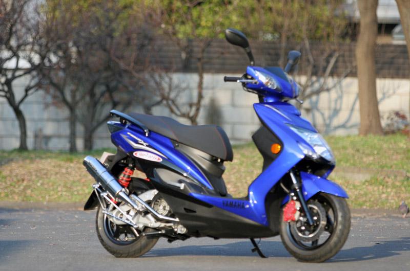 【SP忠男】Pure Sport  S 金色飾徽全段排氣管 - 「Webike-摩托百貨」