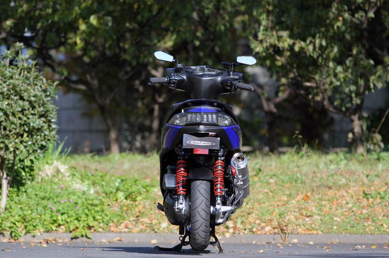 【SP忠男】Pure Sport  R 金色飾徽全段排氣管  - 「Webike-摩托百貨」