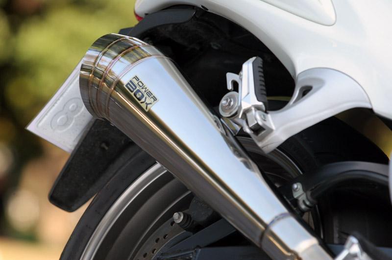 【SP忠男】Pure sports New Power box排氣管尾段 - 「Webike-摩托百貨」