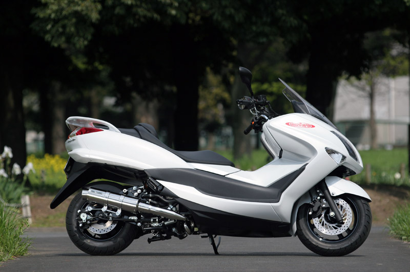 【SP忠男】Pure sports S全段式排氣管 - 「Webike-摩托百貨」