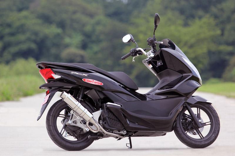 【SP忠男】Pure sport S 不鏽鋼金色飾徽全段排氣管 - 「Webike-摩托百貨」