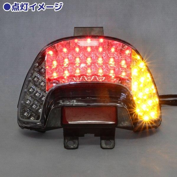 【RISE CORPORATION】LED尾燈 (附方向燈) - 「Webike-摩托百貨」