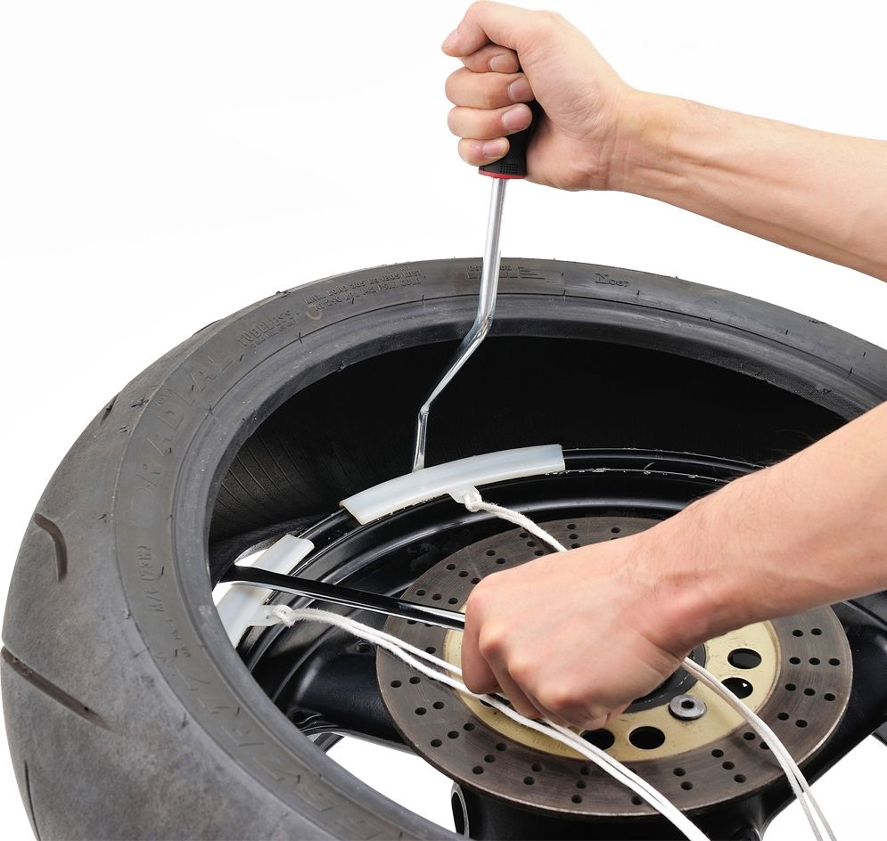 【DAYTONA】輪胎撬棒組 (彎角型) - 「Webike-摩托百貨」