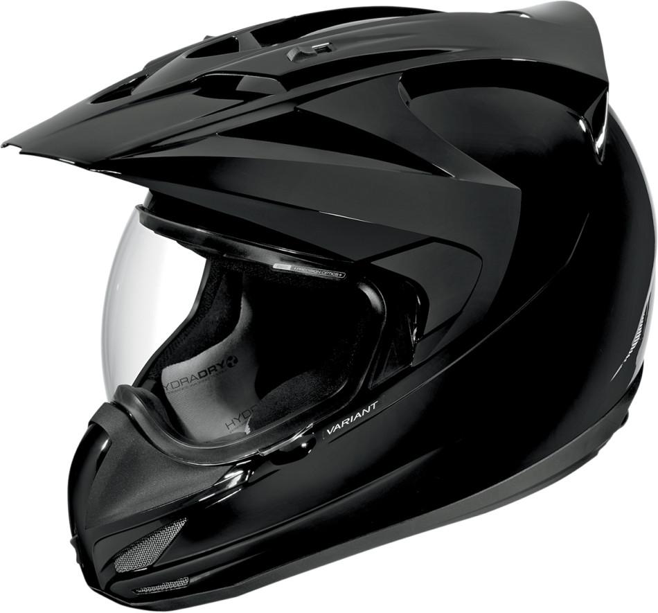 【ICON】HELMET VARIANT BLACK 安全帽 - 「Webike-摩托百貨」