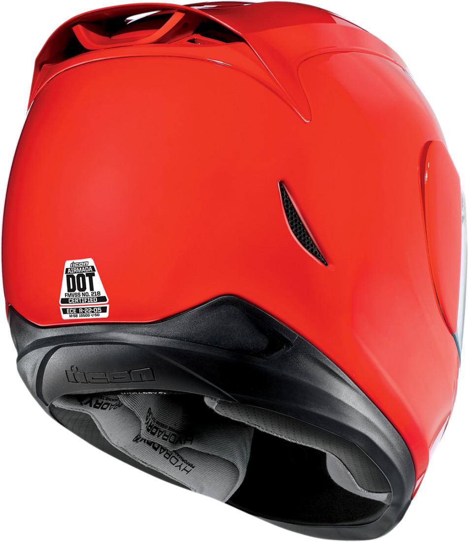【ICON】HELMET AIRMADA RED 安全帽 - 「Webike-摩托百貨」