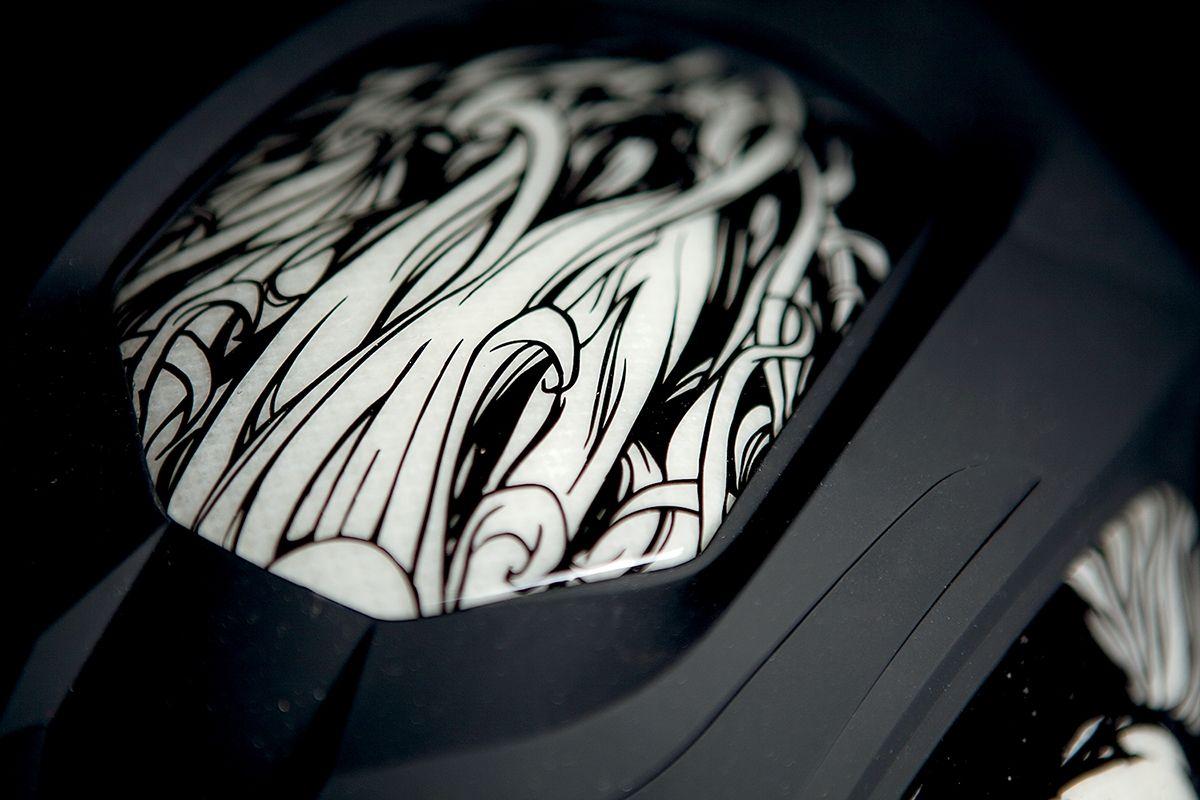 【ICON】HELMET AF MANIC 安全帽 - 「Webike-摩托百貨」