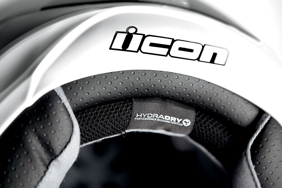 【ICON】HELMET AM SALIENT BLK 安全帽 - 「Webike-摩托百貨」
