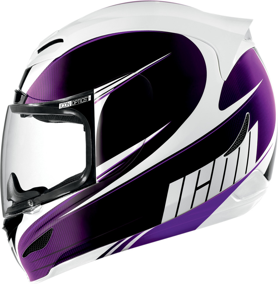 【ICON】HELMET AM SALIENT PUR 安全帽 - 「Webike-摩托百貨」