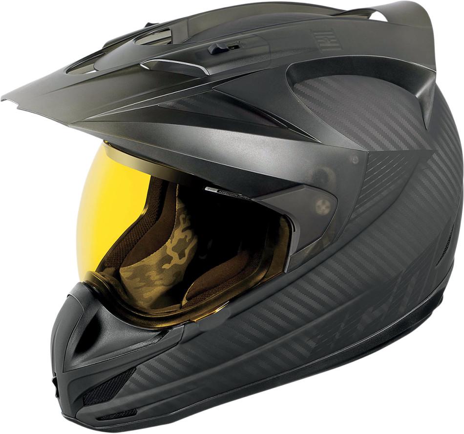 【ICON】HELMET VAR GHOST CARB 安全帽 - 「Webike-摩托百貨」