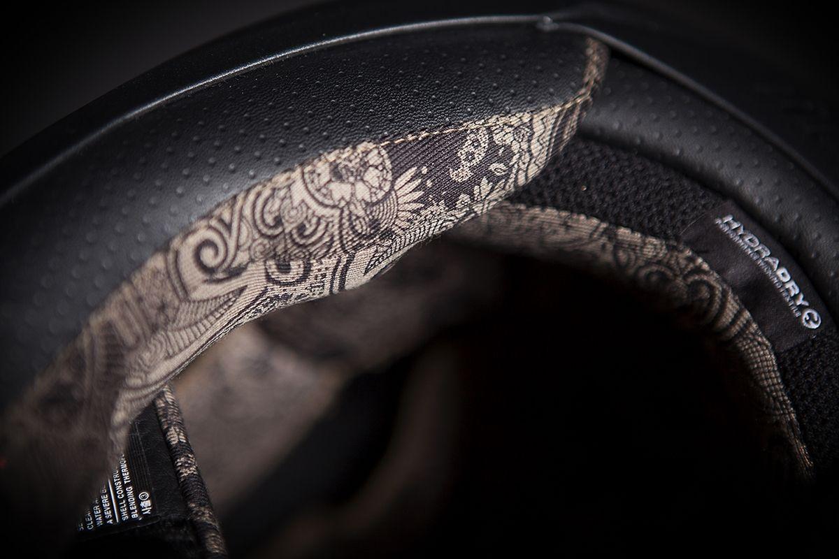 【ICON】HELMET AM HRD LUCK BLK 安全帽 - 「Webike-摩托百貨」