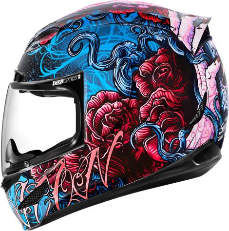【ICON】HELMET AIRAMADA SUGAR 安全帽 - 「Webike-摩托百貨」