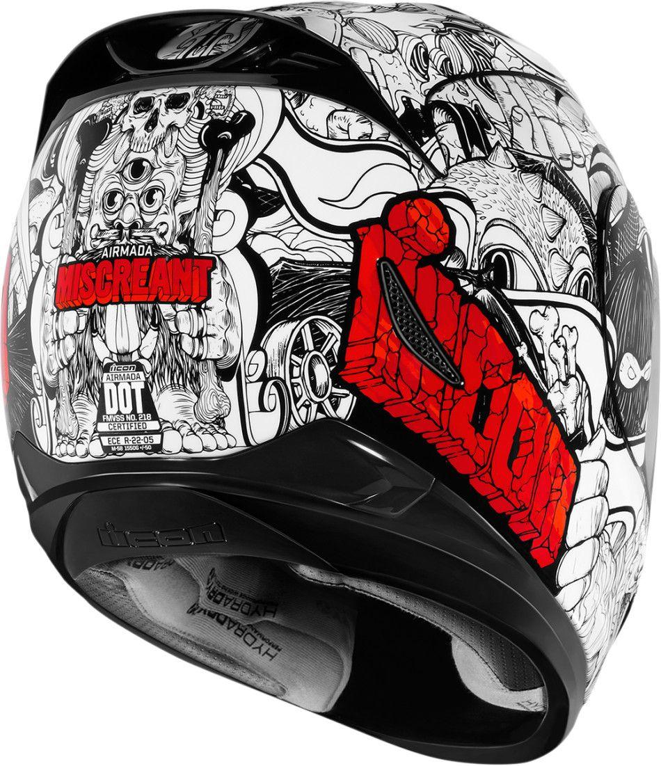 【ICON】HELMET AIRAMADA MISCREANT 安全帽 - 「Webike-摩托百貨」