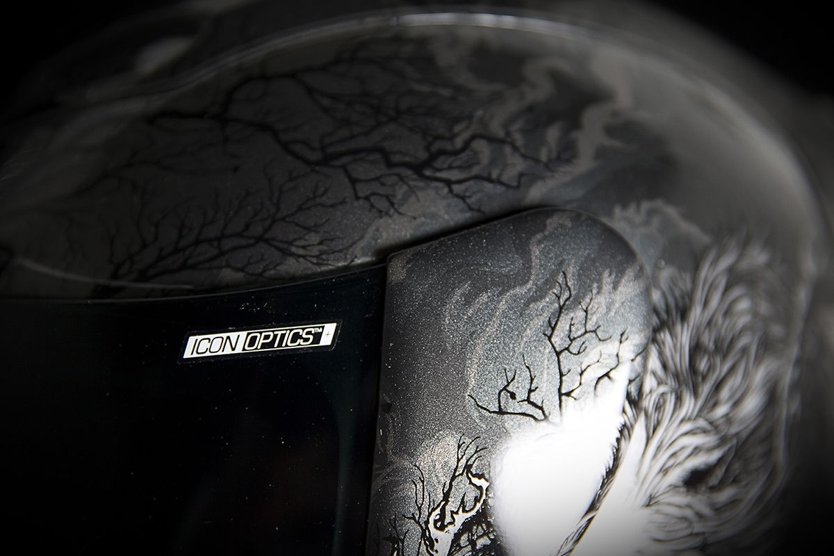 【ICON】HELMET AIRAMADA THRILLER BLK 安全帽 - 「Webike-摩托百貨」