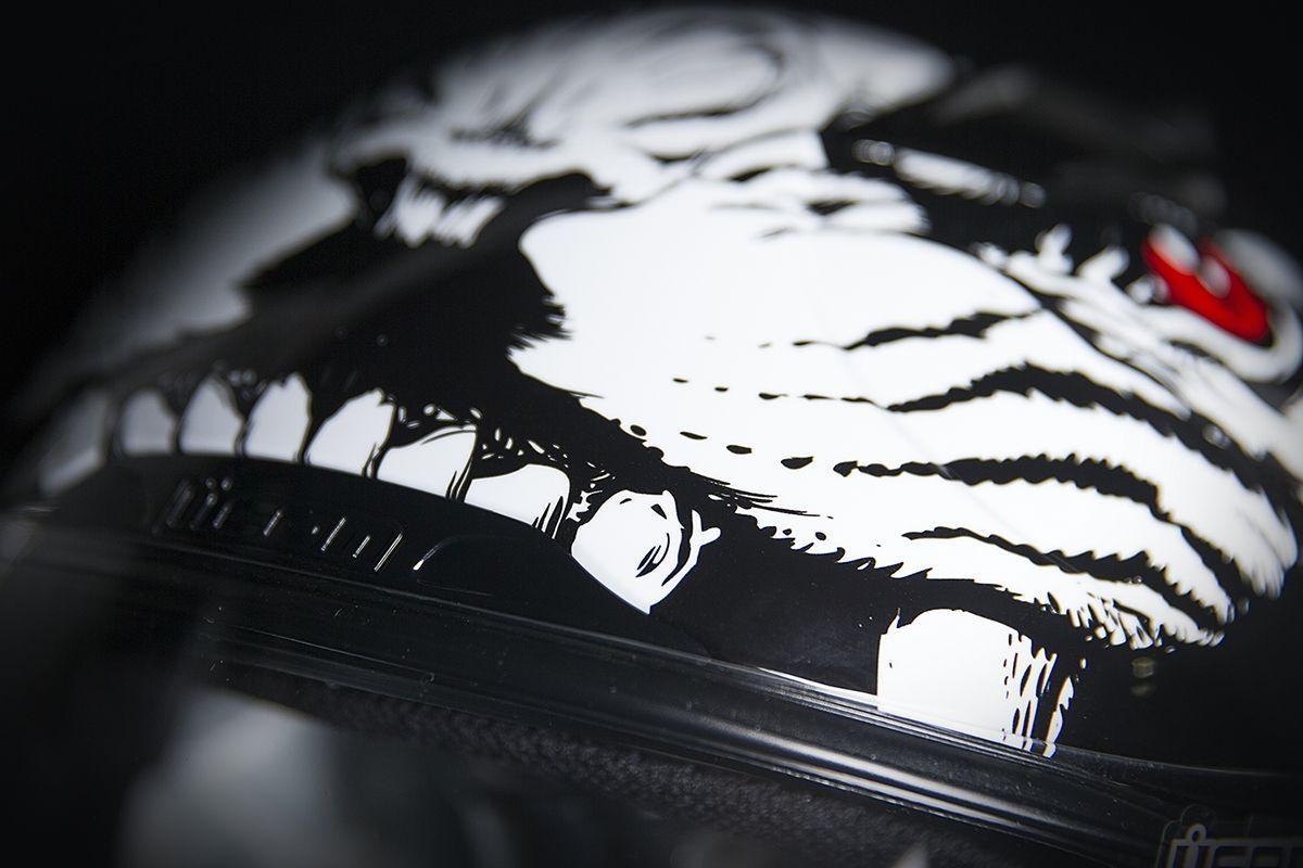 【ICON】HELMET AL BERSERK BLK 安全帽 - 「Webike-摩托百貨」