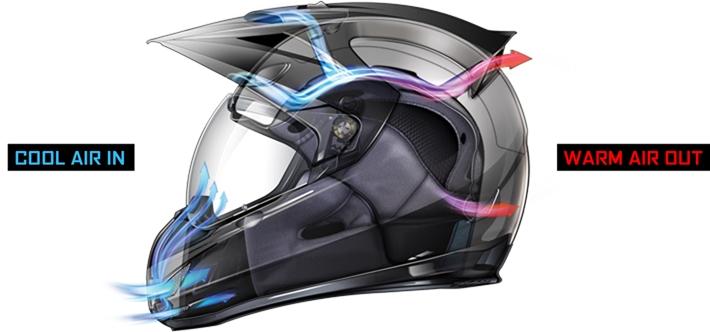 【ICON】HELMET VAR CONSTRUCT 安全帽 - 「Webike-摩托百貨」
