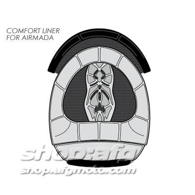 【ICON】LINER AIRMADA 安全帽襯墊 - 「Webike-摩托百貨」