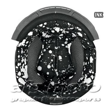 【ICON】LINER INK 安全帽襯墊 - 「Webike-摩托百貨」