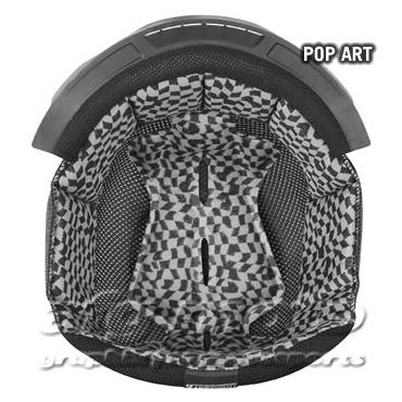 【ICON】LINER AIRFRAME OG 安全帽襯墊 - 「Webike-摩托百貨」