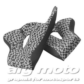 【ICON】CHEEKPADS POPART 安全帽面頰墊 - 「Webike-摩托百貨」