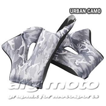【ICON】CHKPADS URBNCAMO 安全帽面頰墊 - 「Webike-摩托百貨」
