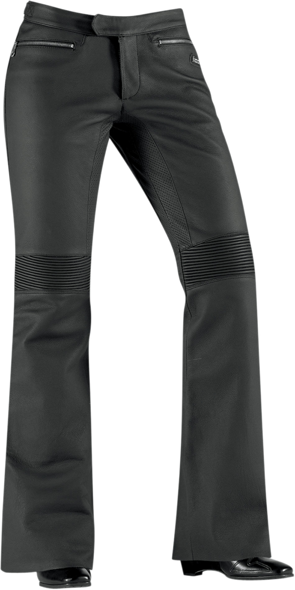 【ICON】褲子 PANT WM HELLA BLACK - 「Webike-摩托百貨」