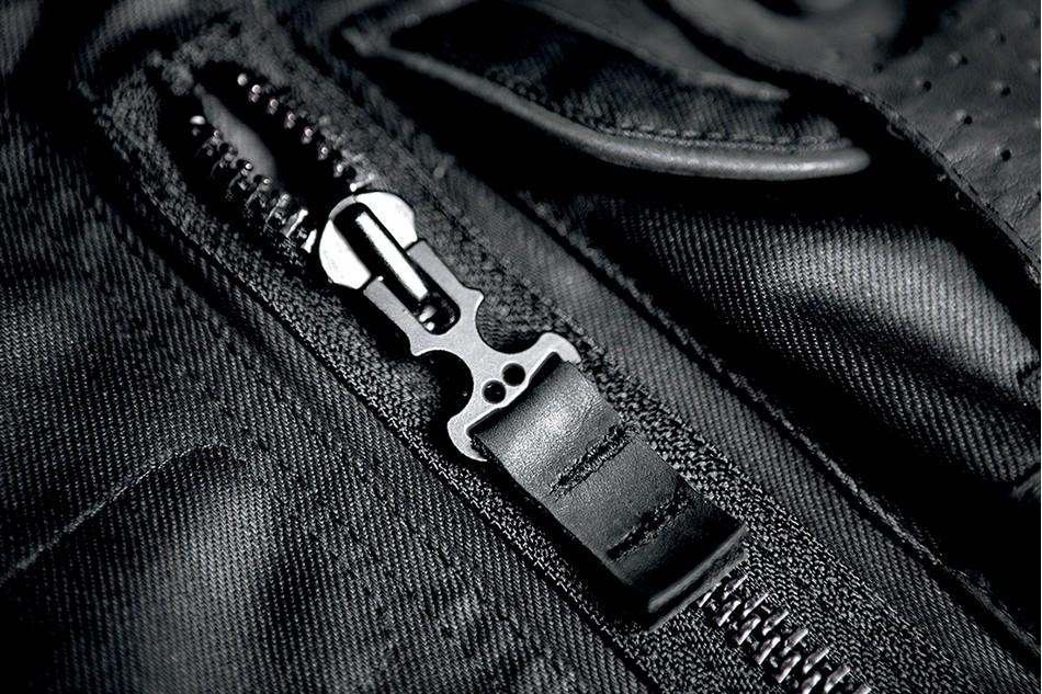 【ICON】外套 JACKET BELTWAY BLACK - 「Webike-摩托百貨」