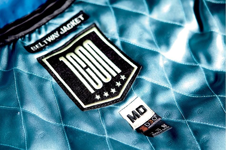 【ICON】外套 JACKET BELTWAY BLUE - 「Webike-摩托百貨」