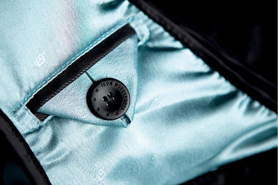 【ICON】外套 JACKET AKORP BLK - 「Webike-摩托百貨」