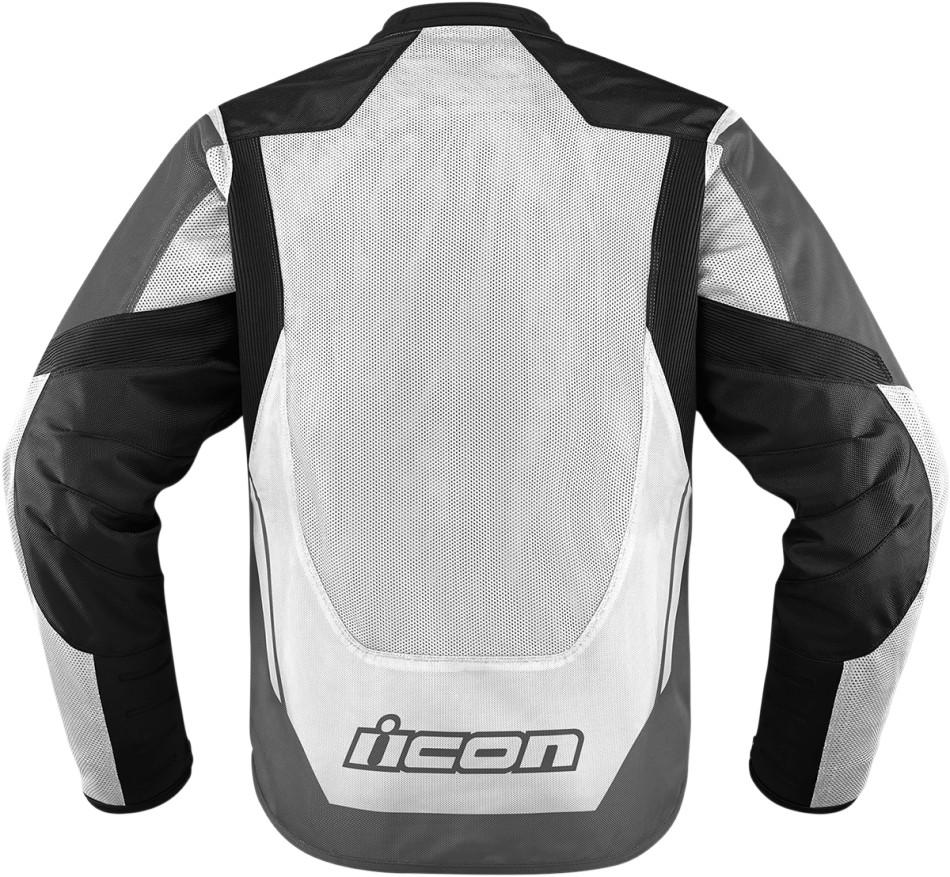 【ICON】外套 JACKET ANTHEM 2 WHITE - 「Webike-摩托百貨」