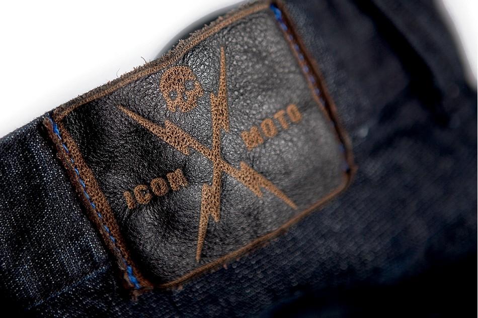 【ICON】褲子 PANT HOOLIGAN BLUE - 「Webike-摩托百貨」