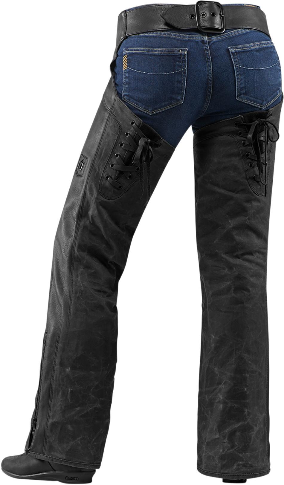 【ICON】CHAPS 褲 WM HELLA 1000 - 「Webike-摩托百貨」