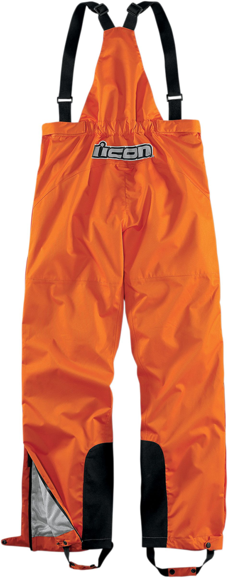【ICON】吊帶褲 BIB PDX HI-VIZ ORANGE - 「Webike-摩托百貨」