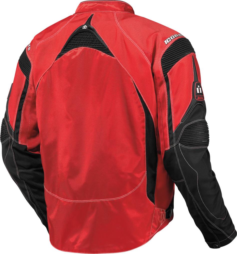 【ICON】外套 JACKET CONTRA RED - 「Webike-摩托百貨」