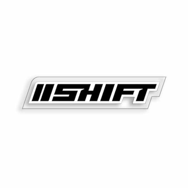 【SHIFT】TEXT 貼紙 (15cm) - 「Webike-摩托百貨」