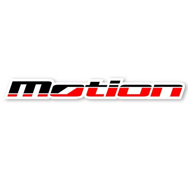 【MOTION】標誌貼紙 - 「Webike-摩托百貨」