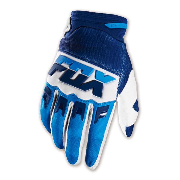 Dirtpaw Gloves MAKO WHT
