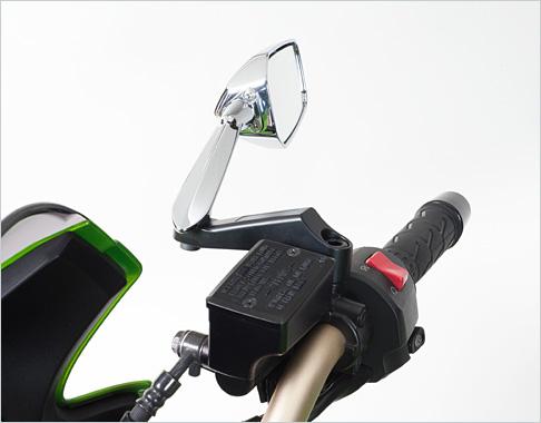 【TANAX NAPOLEON】刀鋒型後視鏡 - 「Webike-摩托百貨」