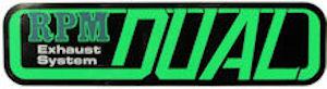 【RPM】貼紙 DUAL - 「Webike-摩托百貨」