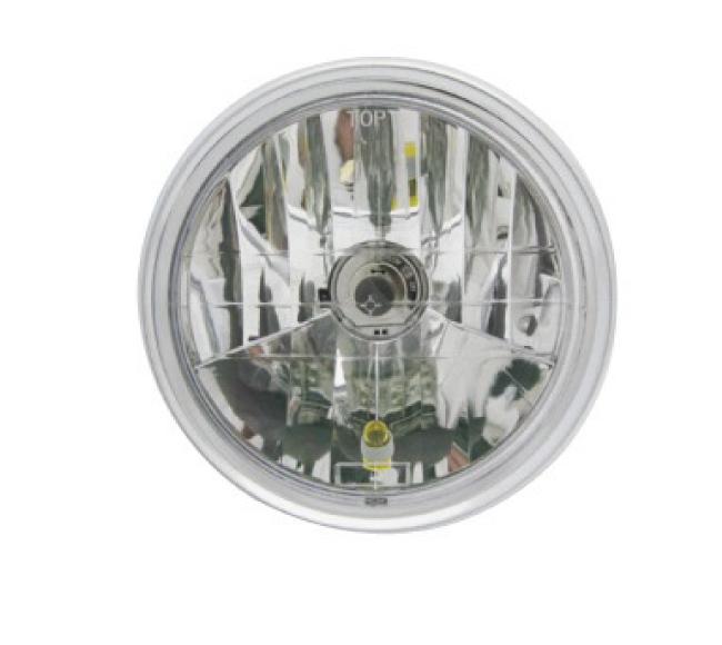 【MADMAX】Hawke 2 Type  160Φ  晶鑽型頭燈 - 「Webike-摩托百貨」
