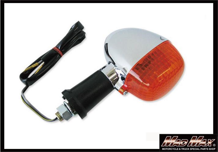 【MADMAX】砲弾型方向燈 - 「Webike-摩托百貨」