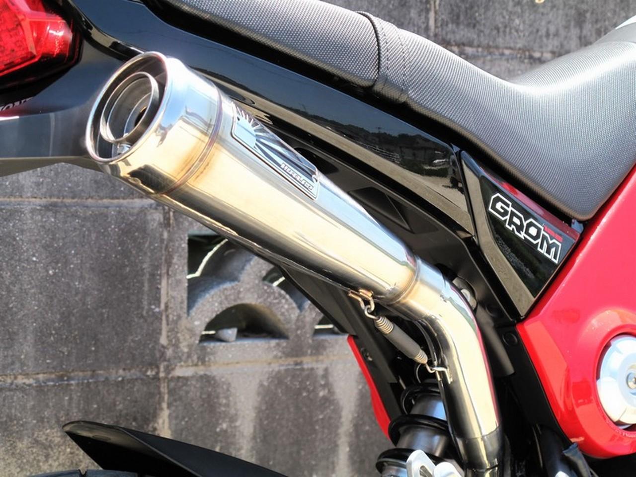 【HOT LAP】212全段排氣管 - 「Webike-摩托百貨」