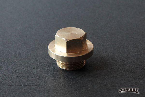 【CHERRY】CR化油器用 黃銅排水螺絲 - 「Webike-摩托百貨」