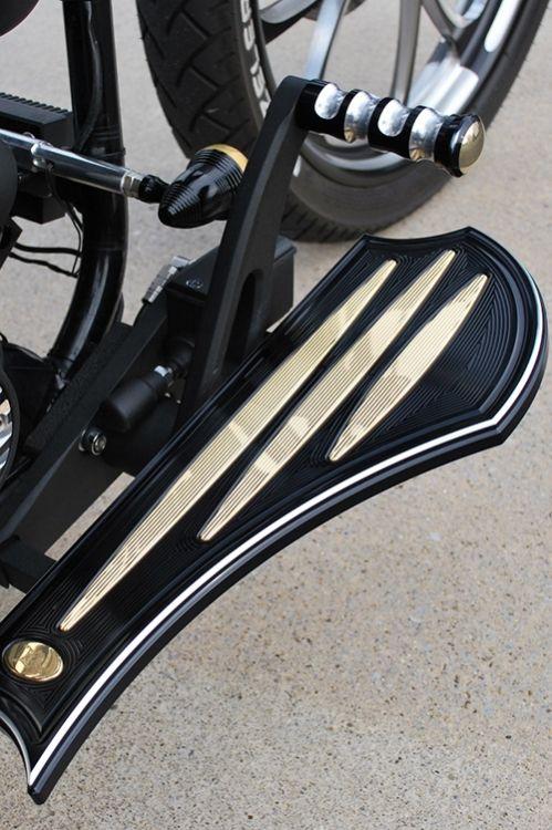 【Ken's factory】Neo-Fusion 煞車踏板 - 「Webike-摩托百貨」