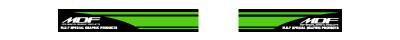 【MDF】FIREROAD 式樣 後搖臂貼紙組(左右Set) - 「Webike-摩托百貨」