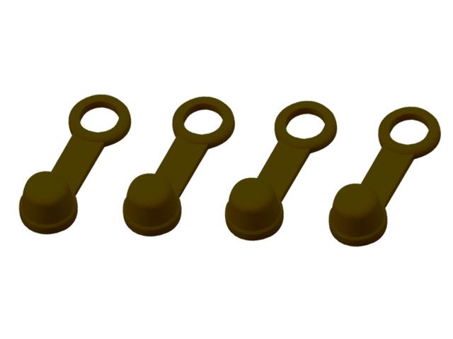 【DAYTONA】放空氣螺絲橡皮 蓋 - 「Webike-摩托百貨」