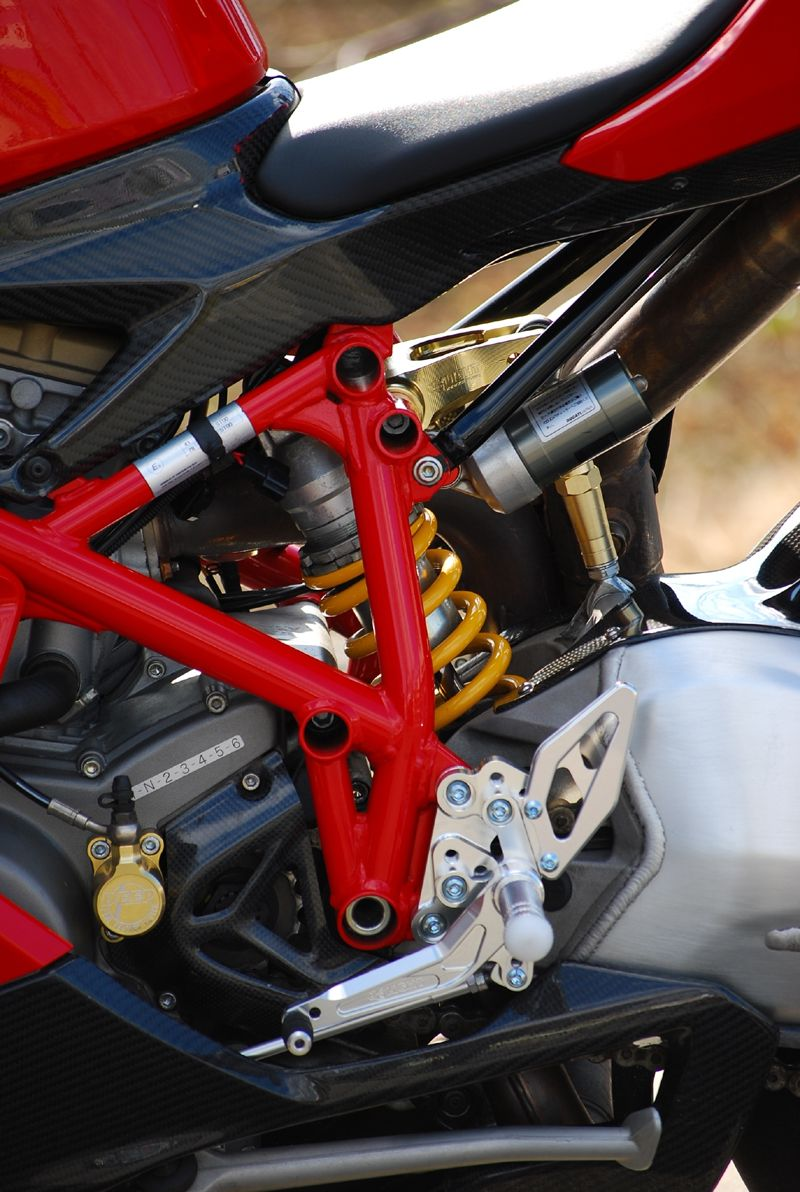 【de LIGHT】後懸吊連桿套件 Semi Racing Type (STREET用) - 「Webike-摩托百貨」